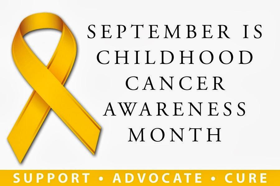 September awareness cancer